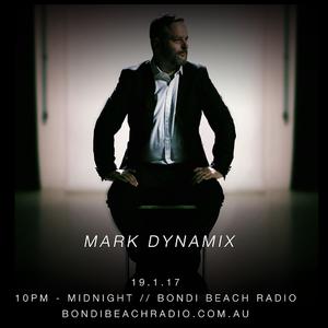 JACK THE HOUSE ONE YEAR ANNIVERSARY: Mark Dynamix chats to Rhythm Nights @ BondiBeach Radio 19/01/17