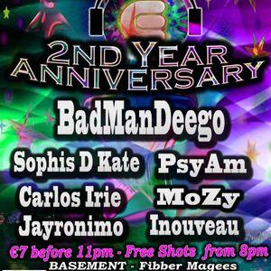 Bandia @ 2nd Anniversary 14-06-2014