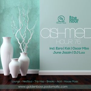 Ashmed Hour 76 // Local Mix By Oscar Mbo