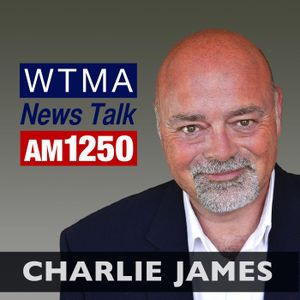 The TMA Morning Show with Charlie James 8.23.16