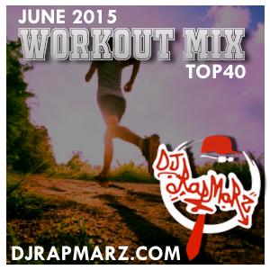June 2015 Workout Mix 1 Hour