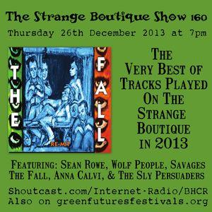 The Strange Boutique Show 160