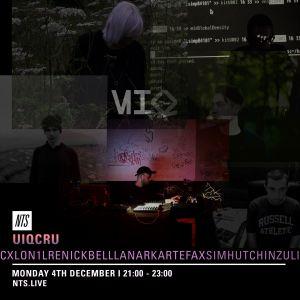Lee Gamble/UIQCRU - 4th December 2017