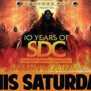 PROPZ & ROWNEY MC'S UNKNOWN & SPOOKA - 10 YEARS OF SDC - THE FINAL CHAPTER - 5.11.11