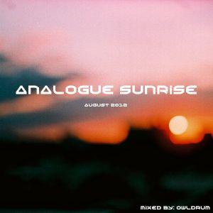 Analogue Sunrise - August 2012 Mix