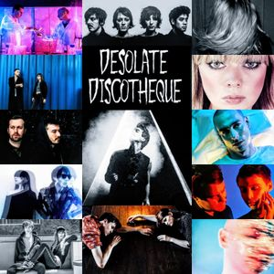 Desolate Discotheque #19 (Synthwave/Electro/Synth-pop/Techno)