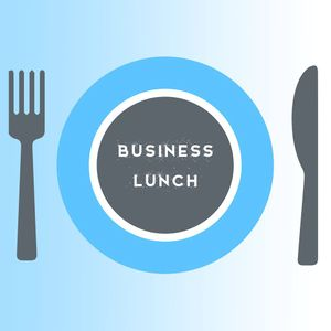 Business Lunch - Clinton Wingrove