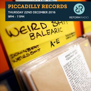 Piccadilly Records 22nd December 2016