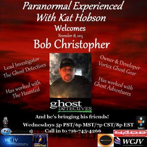 paranormal-experienced-with-kat-hobson 20151118 Bob Christopher and Traci Law.