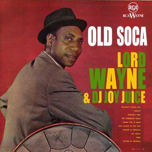 Dj Joy Juice - Old Soca Mix Vol. 1