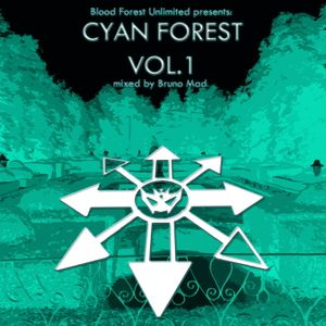 Bruno Mad - Cyan Forest vol.1 (Once Upon a Forest Saga)