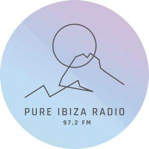 George Lavelle B2B Vidal Rodriguez - We Like Mondays at Pure Ibiza Radio 12-06-17