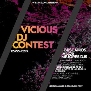 Eddie Sanchez Vicious Dj Contest