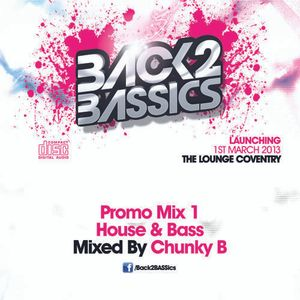 Back2BASSics Promo Mix 1 (House & Bass)