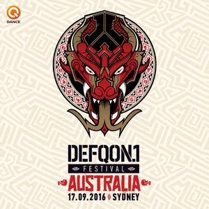 Hixxy   MAGENTA   Defqon.1 Australia 2016