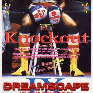 Slipmatt Dreamscape 9 'It's A Knockout'  4th Feb 1994