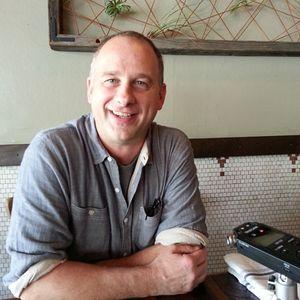 """Chef John Fleer of """"Rhubarb""""Asheville, NC"""