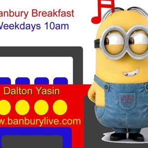 Banbury Breakfast With Dalton Yasin - 23rd February 2015 - 10am to Midday