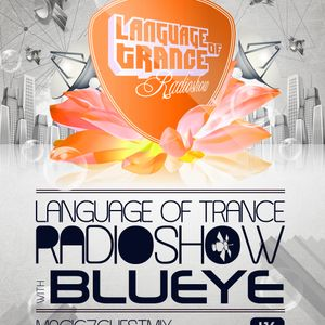 Language Of Trance with BluEye #197 - Guestmix by Simon Bostock
