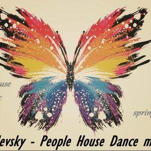 Artem Nevsky - People House Dance mix #6 (Deep House, House)