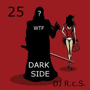 Sekacka live mix 25 - 7/2016 - DARK SIDE or the DARKNESS ?