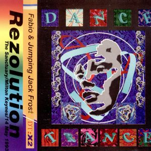 Jumping Jack Frost - Dance Trance Resolution 14th May 1993