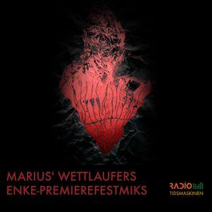Marius' Wettlaufers enke-premierefestmiks