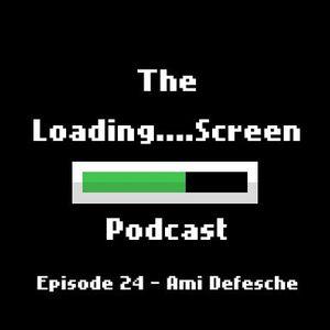 Episode  24 - Ami Defesche (Community Management, Debug Zelda, and Twitch)