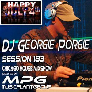 Dj Georgie Porgie MPG Radio Mixshow Session 183
