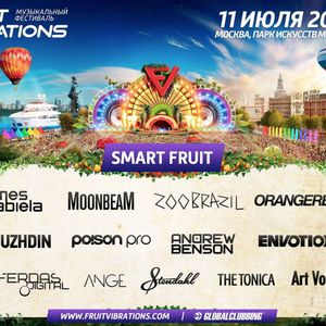 Envotion @ Fruitvibrations Moscow 11072015