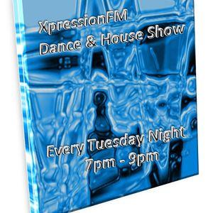 Xpression FM Dance & House Show - #7 30/10/2012