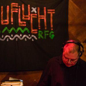 DJ Jimmy Bubbles opening set at Zuflucht party Nov 4th Berlin 2017