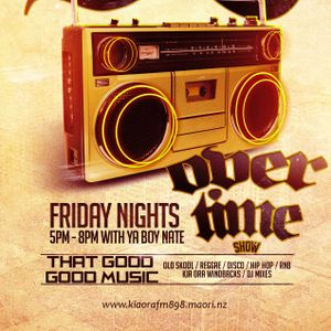 PODCASTS - Nate Overtime Show Mixdown 009