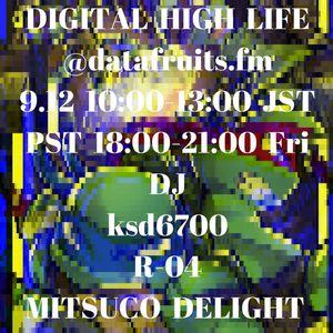 Digital High Life_at_datafruits.fm// Sep2020