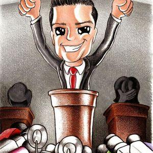 Enrique Peña Nieto Primer Debate