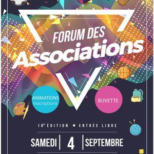 """100 % ensemble du 04 09 2021 """"Spéciale 18e Forum des associations de Courpière"""""""