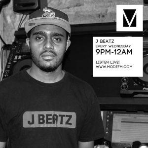 15/06/2016 - J Beatz - Mode FM (Podcast)