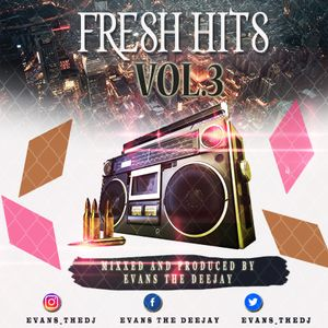 FRESH HITS VOL.3 [EVANS_THED] [2017]