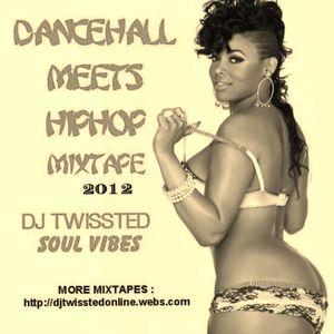 DANCEHALL MEETS HIP HOP MEGA MIX 2012