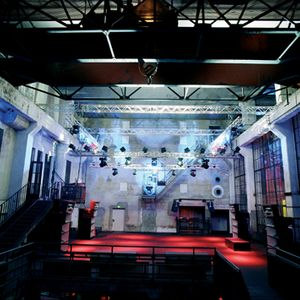 Joel Mull @ Drumcode Total - Berghain - Berlin - Germany 04-11-2012