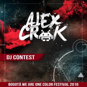 Dj Contest  [Alex Crok Set, We Are One]