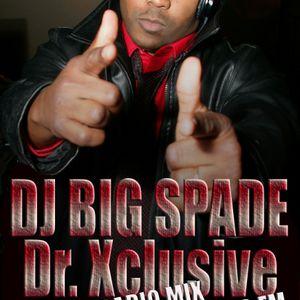 Dj BIG SPADE aka Dr. Xclusive - California's 105.9FM Live Mix Violator Radio (W DIPSET DISS 2 KANYE)