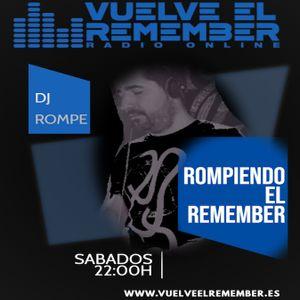 ROMPIENDO EL REMEMBER 30