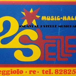 2 STELLE REGGIOLO DJ ANGELO THE FIRST DISCO N.3 side A Reborn by FOOT
