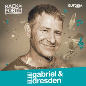 EUFORIA FESTIVALS pres. BACK & FORTH 2.0 GABRIEL & DRESDEN Poznań Hala Arena (15-10-2016)