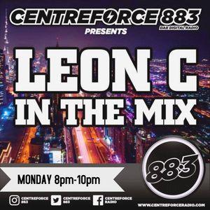 DJ Leon C Centrefroece 883 20-01-20