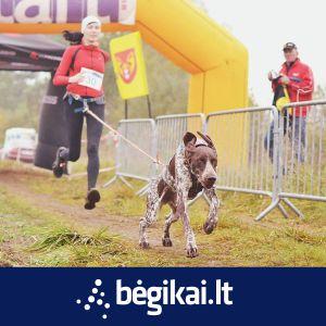 Bėgikai.lt #29 | Viktorija Tomaševičienė apie canicross'ą: bėgti kartu visada smagiau!