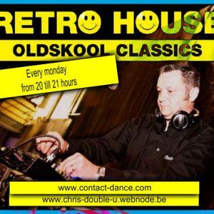 Retro House Classics t by Chris Double U 19  december 2016