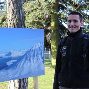 UniversCité 21.01.16 Des chercheurs francs-comtois en expédition sur un glacier du Spitzberg