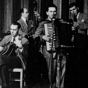 Apr 13: Jazz Variety - Even Accordions!